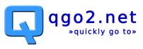 Das Logo von qgo2.net - dem österreichischen URL-Shortener